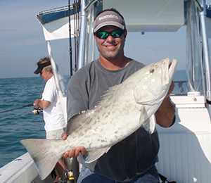 Key West Gag Grouper